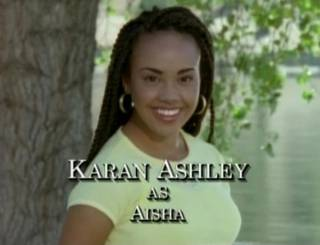 Aisha Campbell-Yellow Ranger