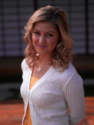 Emily-Yellow Ranger