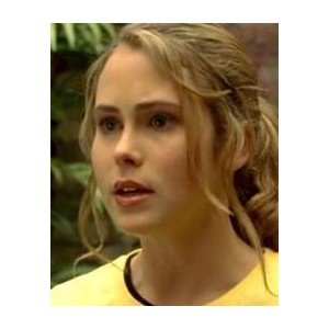 Lily Chilman-Yellow Ranger