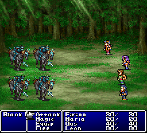 final_fantasy_origins_final_fantasy_ii_battle