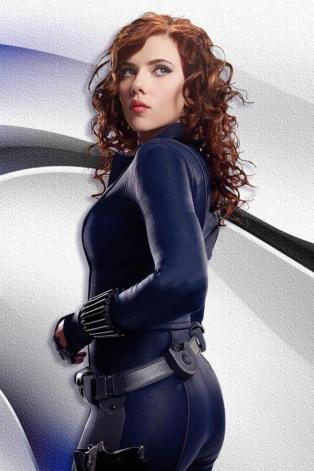 Scarlett Johanson Black Widow