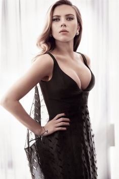 Scarlett Johanson Dress