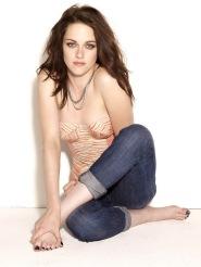 Kristen Stewart sitting