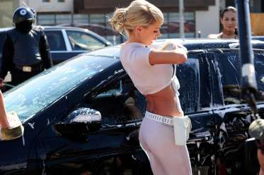 Sara-Jean-Underwood---Car-Wash-Event-at-Star-Wars-Charity-in-Los-Angeles-26