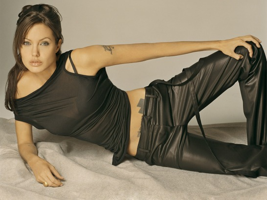 Angelina Jolie Hot Stills (3)