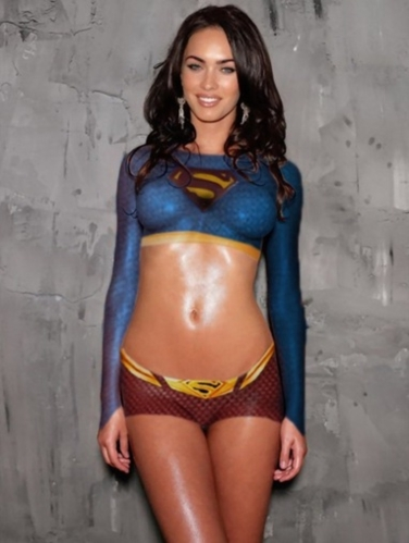 megan fox super girl 2