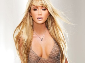 Sara Jean Underwood chainmail