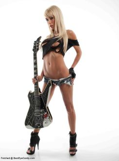 Sara Jean Underwood Rocker