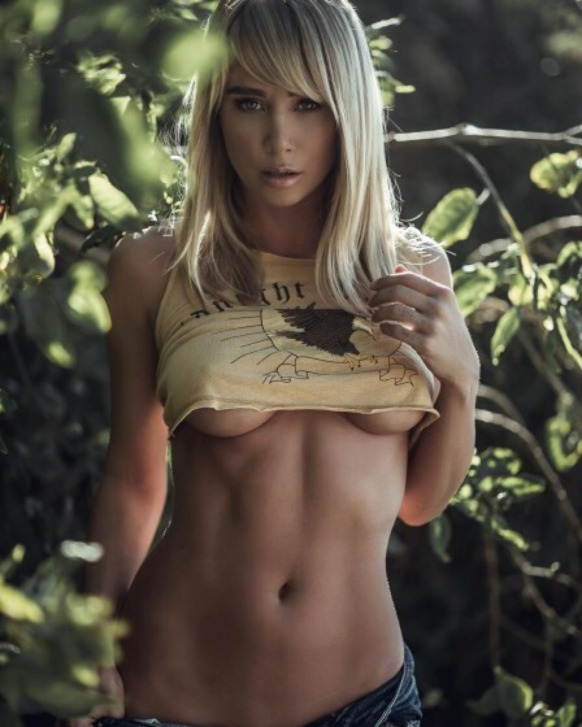 sara jean underwood trees