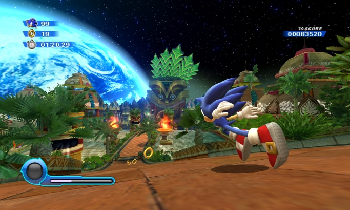 sonic colors gp