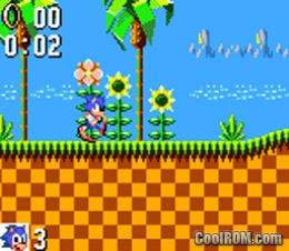 Sonic the Hedgehog (2)