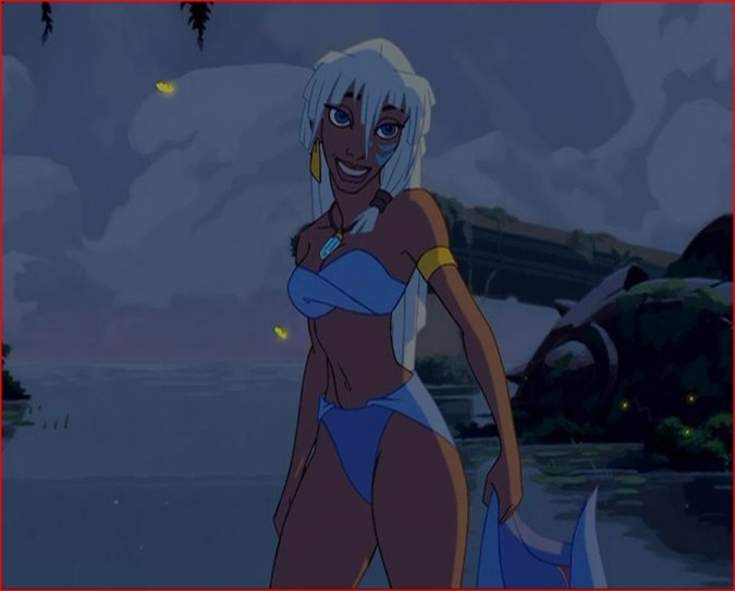 Princess_Kida_Atlantis_by_Jedijosh44