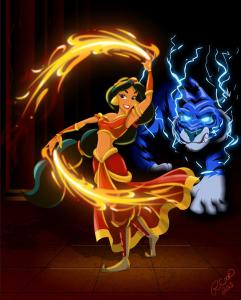 jasmine elemental