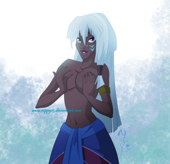 kida_you__re_so_hot_by_nippy13-d5g7r7q