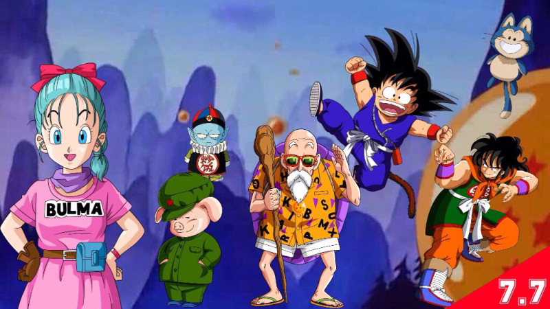 Tournament Of Power Vidchord Was loosely based off of pilaf i meant the creation of garlic jr and his appearance is very similar to pilaf's little gremlin motive in the same sake of the other characters being copied and pasted onto the dbz movies. tournament of power vidchord
