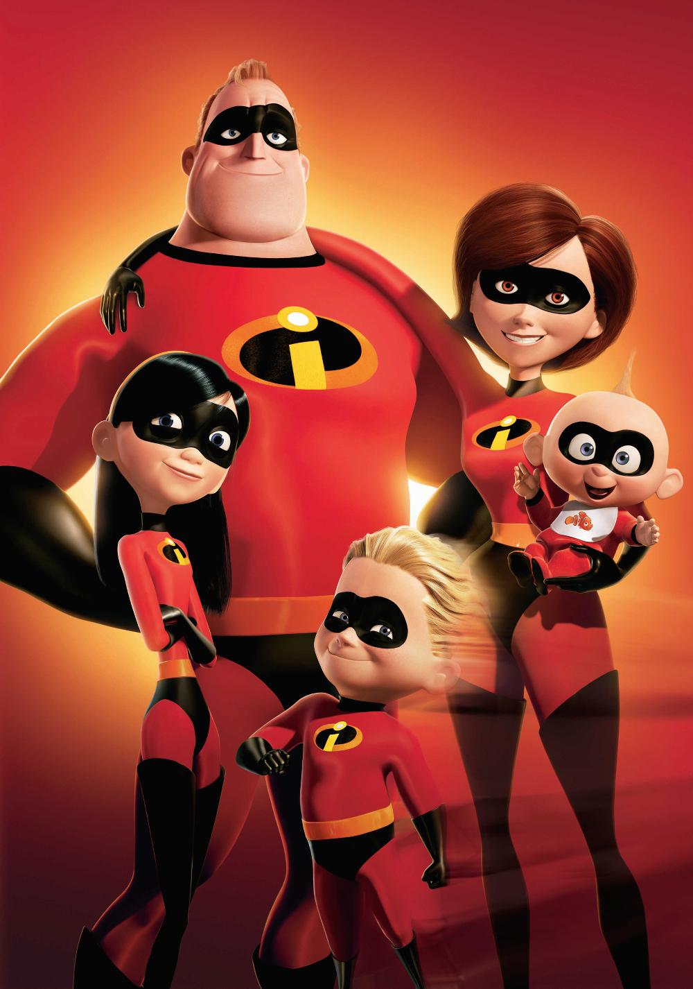 The_Incredibles_-_Superhero_Family_Poster