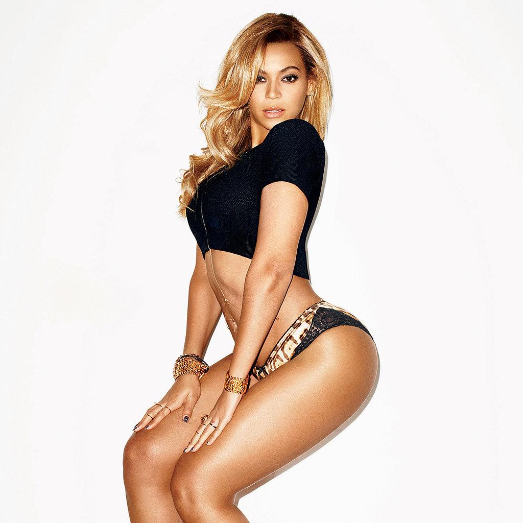 Beyoncé-Knowles-Sexy-Bikini-Performance-Pictures