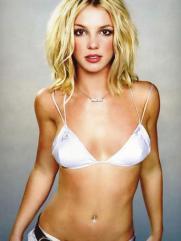 Britney Spears Bikini Bra