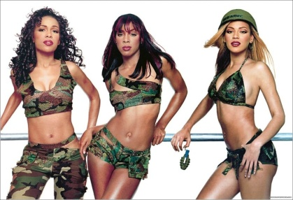 Destiny's Child camo 2