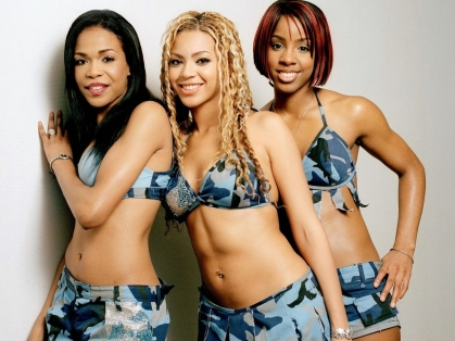 Destiny's Child Camo