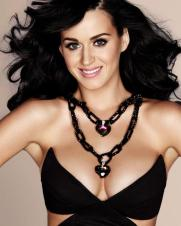 katy perry black twist