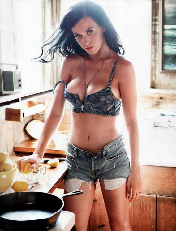 katy perry hot day