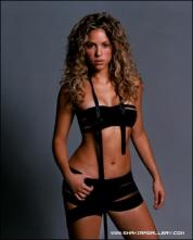 Shakira Black Mummy Wrap