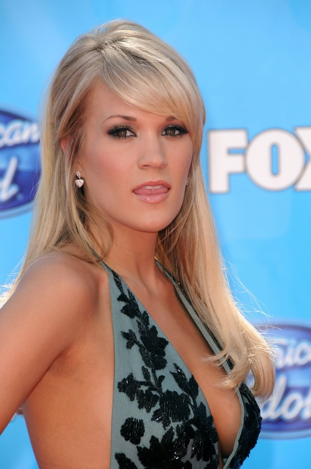 Think, you carrie underwood boob pics something is