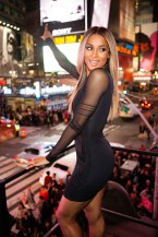 CIARA at Got Me Good Video Debut Party in New York