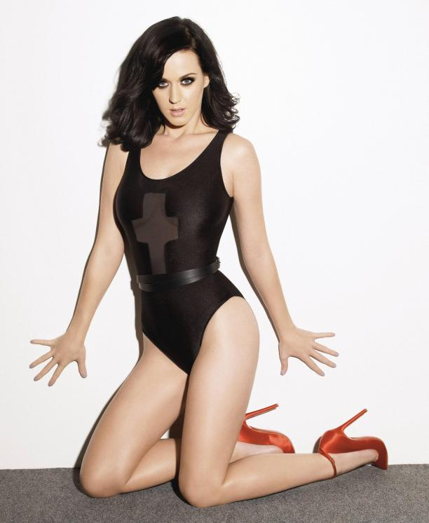 katy perry cornered
