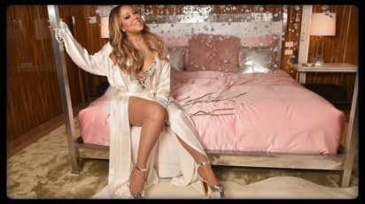 mariah carey bed