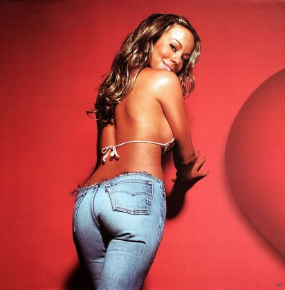 mariah carey butt