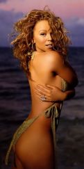 mariah carey side hot