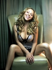 mariah carey sitting