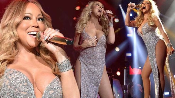mariah carey triple