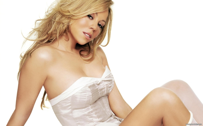 mariah carey white