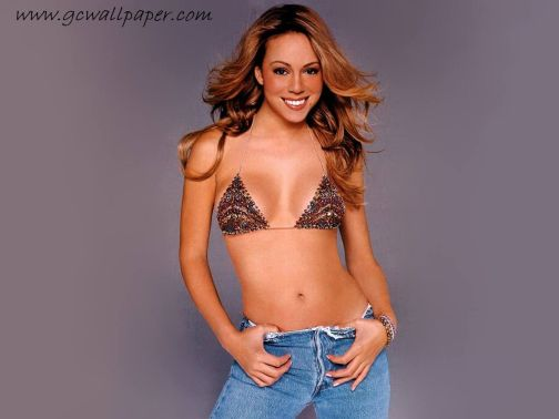 mariah carey young