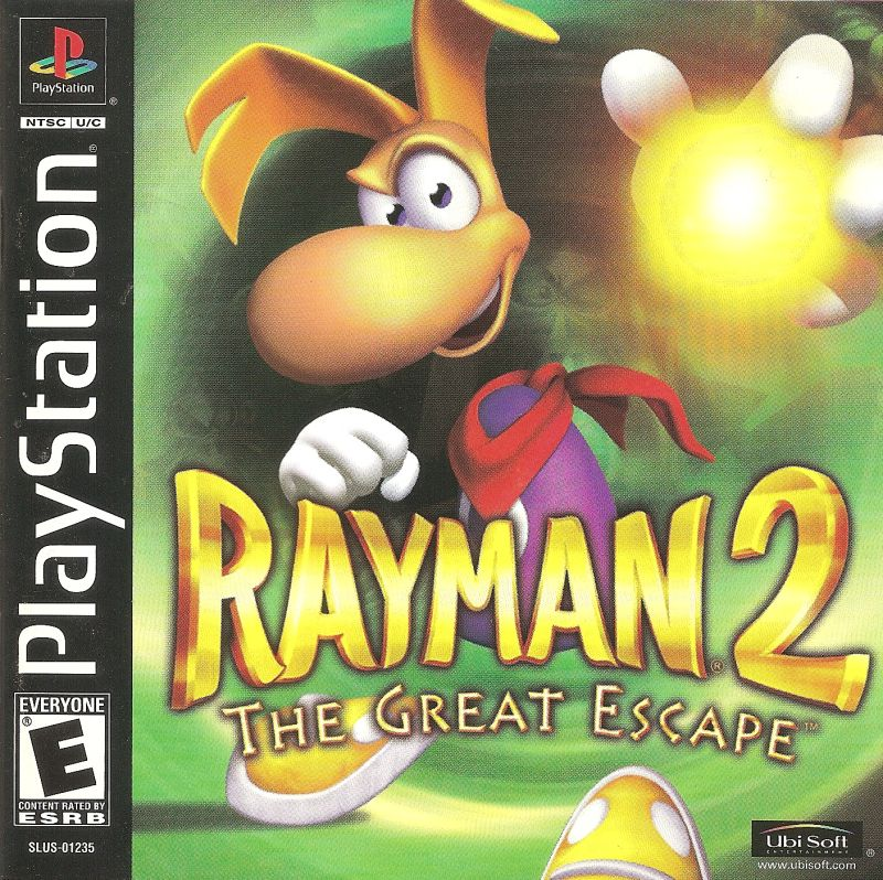 rayman-2-the-great-escape-playstation-front-cover