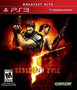 re5 cover