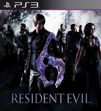 re6 cover