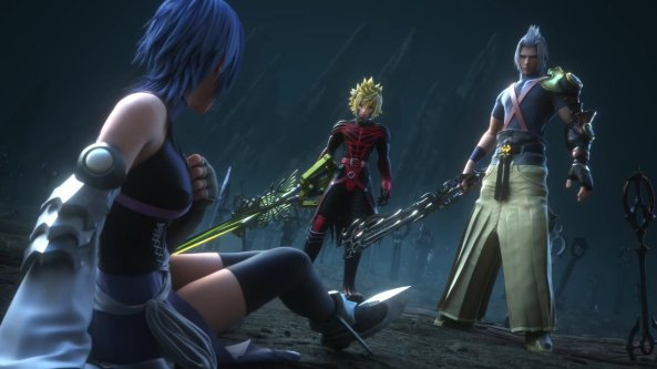 kingdom hearts .2 the 3