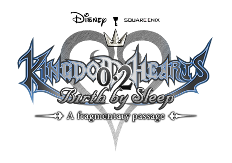 kingdom hearts_birth_by_sleep_0.2_-a_fragmentary_passage-_logo