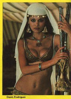 arab beauty-bond-girls-james-bond