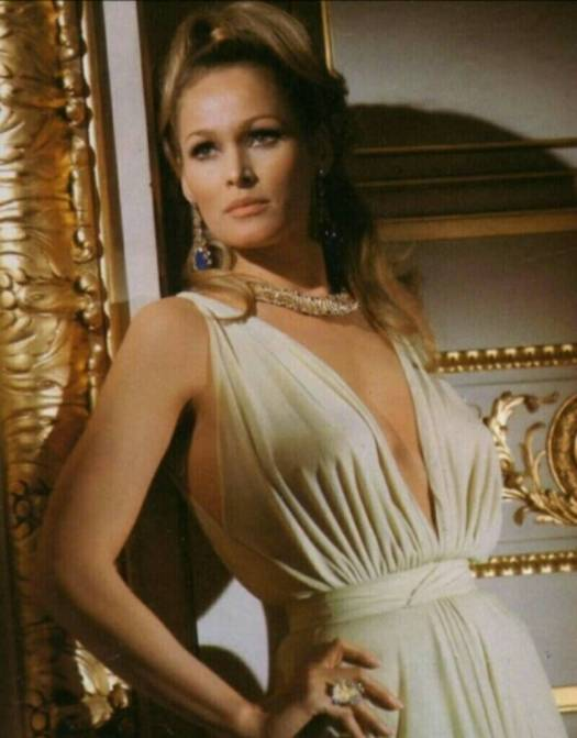 ursula andress dress