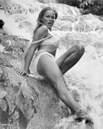Ursula Andress rock