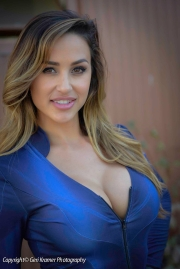 ana cheri agents of shield cleavage