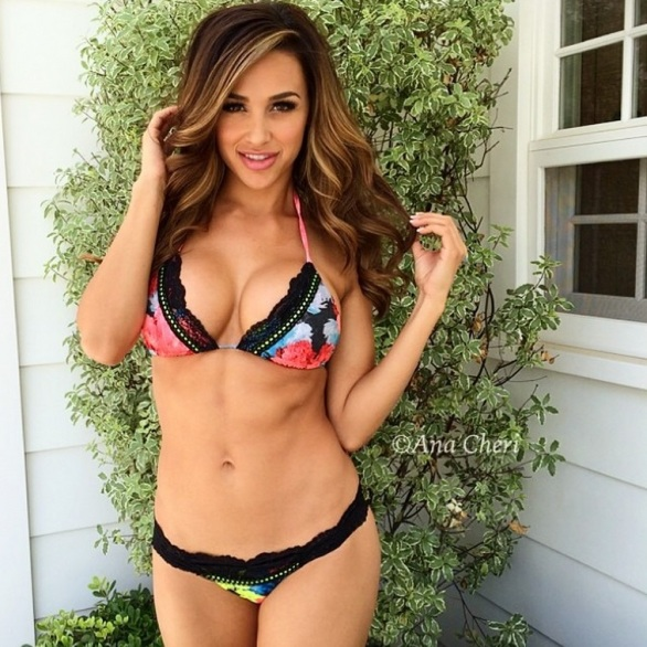 ana cheri color