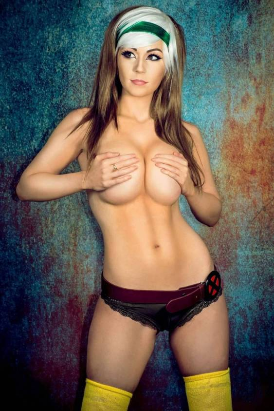 daniele beaulieu rogue naked