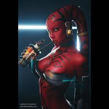 jannet vinogradova darth talon