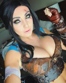 jessica nigri assassin